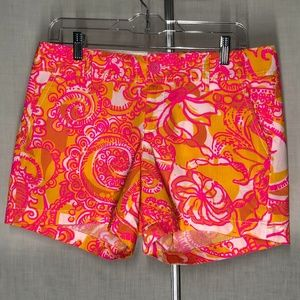 Lilly Pulitzer Women's Shorts Size 6 NWT